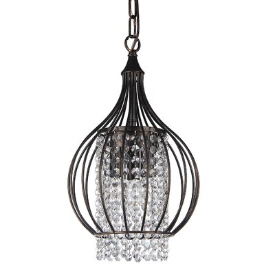 Helina 3-Light Foyer Pendant