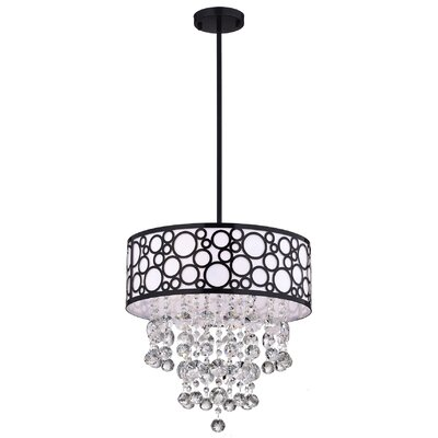 Baynard 3-Light Drum Chandelier