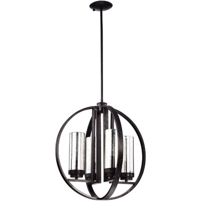 Licon 4-Light Globe Pendant