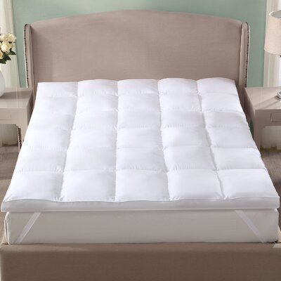3 Down alternative Mattress Pad Size: California King