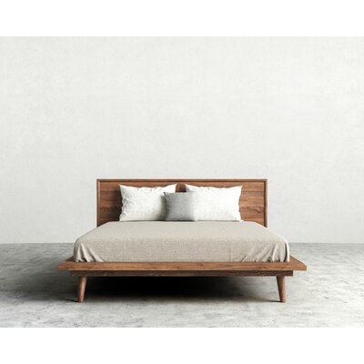 Asher Platform Bed Size: King