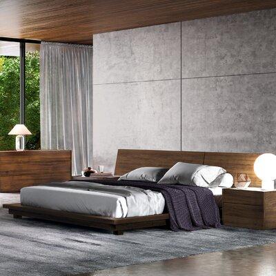 Hunter Platform Customizable Bedroom Set