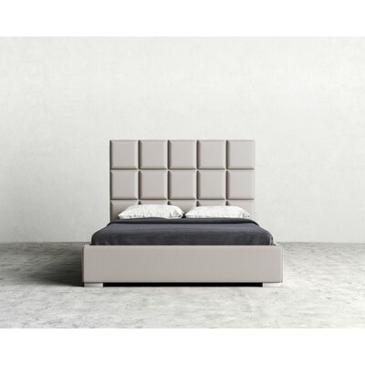 Julian Upholstered Platform Bed Size: Queen