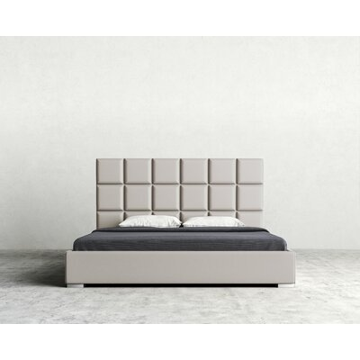 Julian Upholstered Platform Bed Size: King