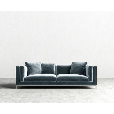 Nico Sofa Color: Solstice