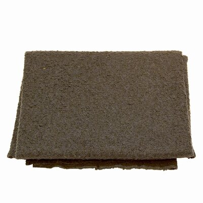 Boucle Throw Blanket Color: Taupe