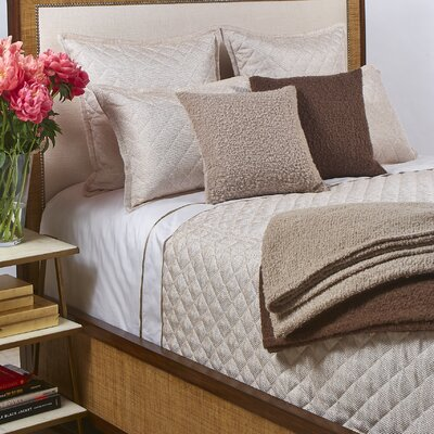 Raffia Coverlet Collection