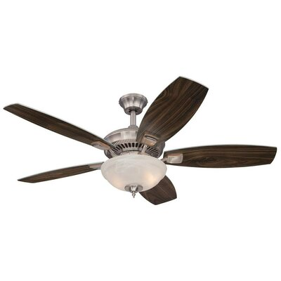52 Tulsa 5-Blade Indoor Ceiling Fan