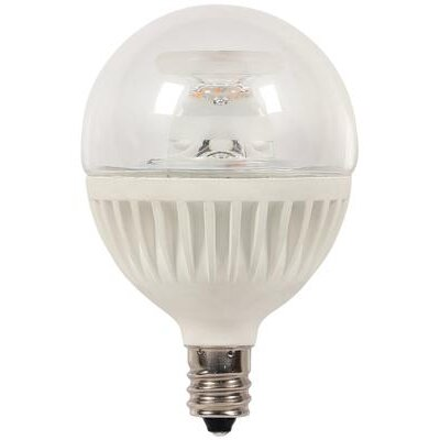 7-Watt (60-Watt) G16-1/2 Dimmable LED Light Bulb