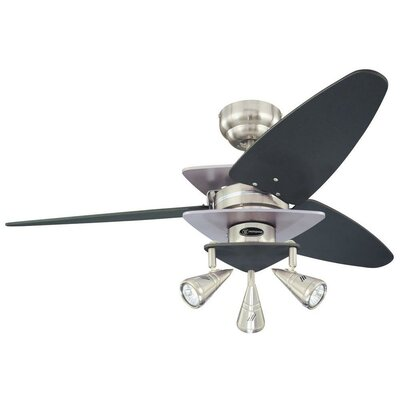 42 Bello 3 Reversible Blade Ceiling Fan