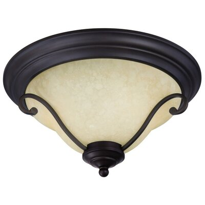 Callan 2-Light Flush Mount