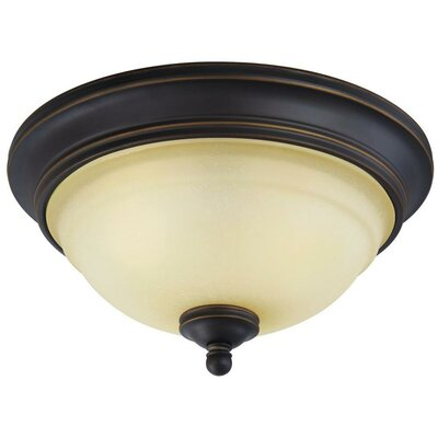 Montrose 2-Light Flush Mount