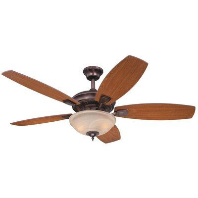 52 Tulsa 5 Reversible Blade Ceiling Fan