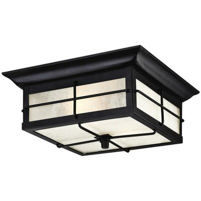Nanticoke 2-Light Flush Mount