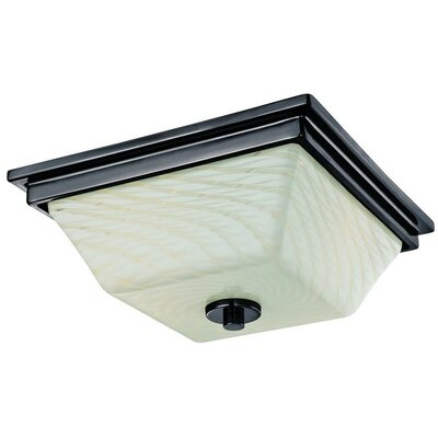Wilkes 2-Light Flush Mount