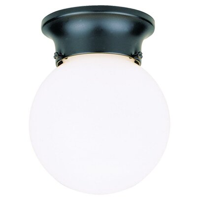 Barcroft 1-Light Flush Mount