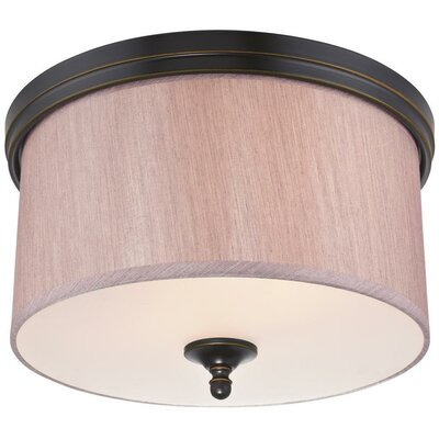 Packard 2-Light Flush Mount