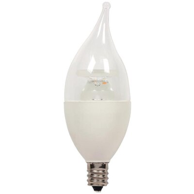 5W Candelabra Base LED Light Bulb