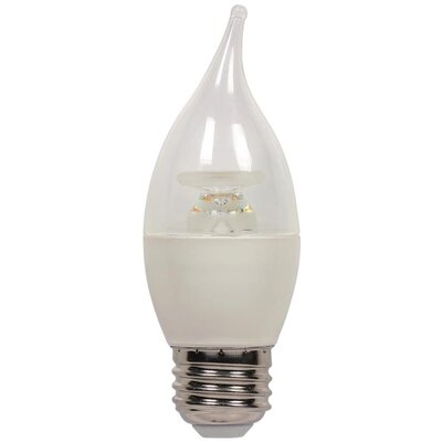 7W Medium Base LED Light Bulb