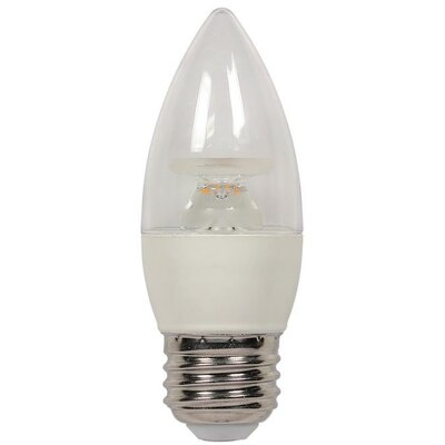 5-Watt (40-Watt) B11 Dimmable LED Light Bulb
