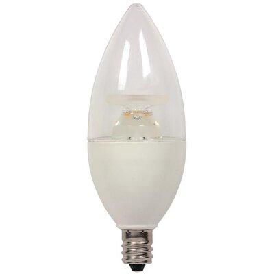 5-Watt (40-Watt) Torpedo B11 Dimmable LED Light Bulb
