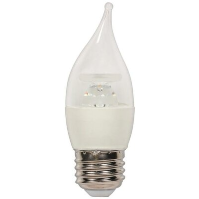 E26/Medium LED Light Bulb Wattage: 5W