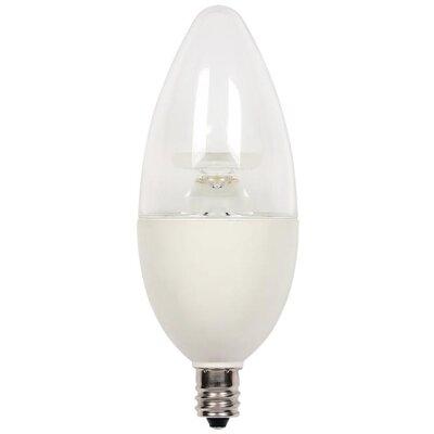 7-Watt (60-Watt) Torpedo B13 Dimmable LED Light Bulb