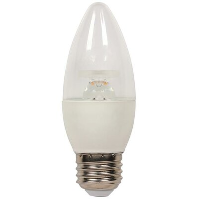 7-Watt (60-Watt) Torpedo B13 Dimmable LED Light Bulb