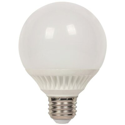 7-Watt (60-Watt) Globe G25 Dimmable LED Light Bulb