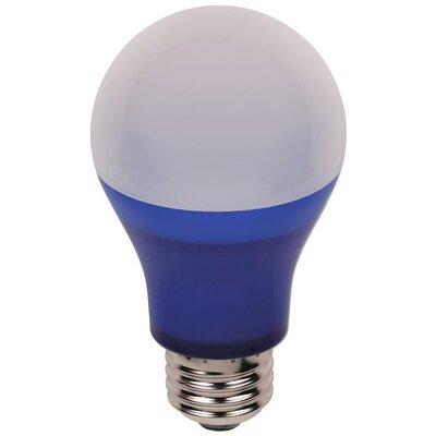 Westinghouse 40-Watt Equivalent Medium Base Blue Omni A19 LED Party Bulb