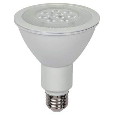11-Watt (75-Watt) PAR30 Long Neck Reflector Dimmable LED Light Bulb