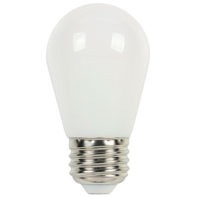 1W E26/Medium LED Light Bulb