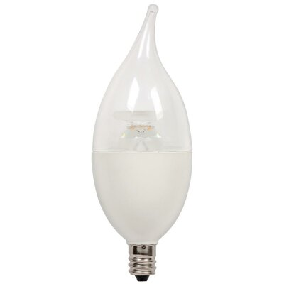 7W E12/Candelabra LED Light Bulb
