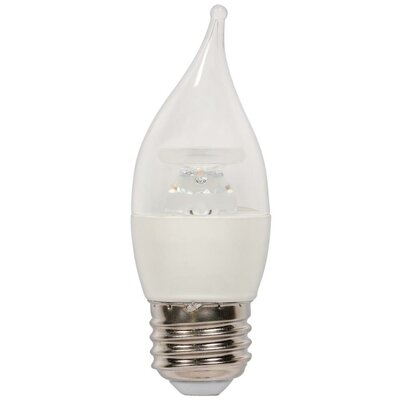 5W E26/Medium LED Light Bulb (Set of 2)