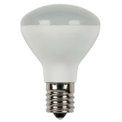 4W E17/Intermediate LED Light Bulb (Set of 4)