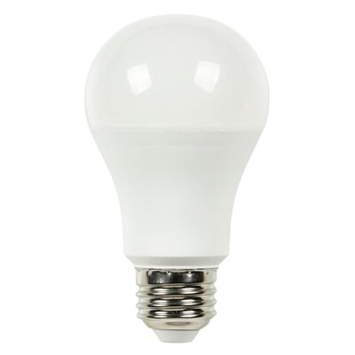14W E26/Medium LED Light Bulb (Set of 6) Bulb Temperature: 5000