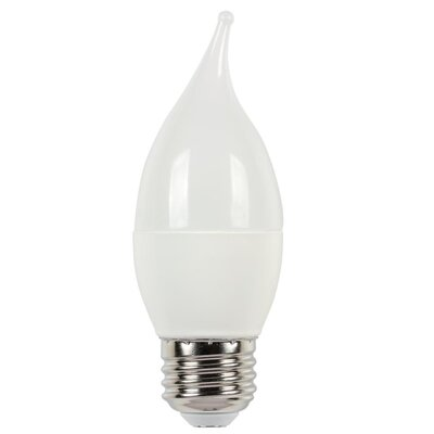 7W Medium Base C13 LED Light Bulb