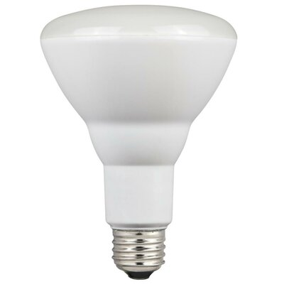 9W Cool Bright Medium Base BR30 LED Light Bulb
