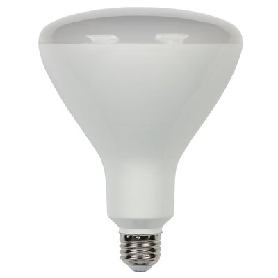 16.5W Medium Base R40 LED Light Bulb