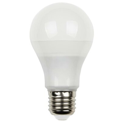 E26/Medium LED Light Bulb Wattage: 6W