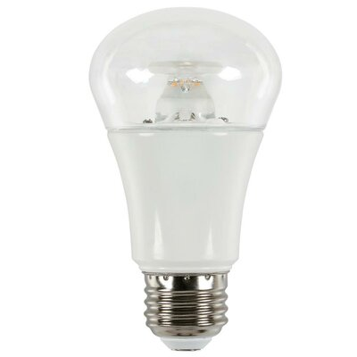 7W Medium Base A19 LED Light Bulb