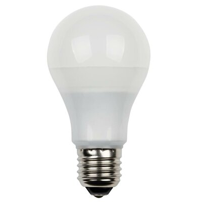 E26/Medium LED Light Bulb Wattage: 9W