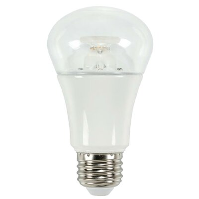 Medium Base A19 LED Light Bulb Wattage: 40 W