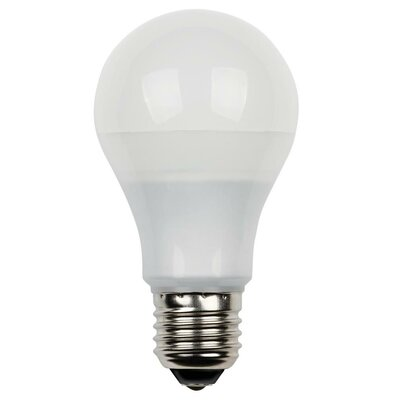 Medium Base A19 LED Light Bulb Wattage: 60 W