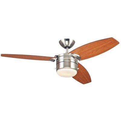 48? Lavada 3-Blade Ceiling Fan