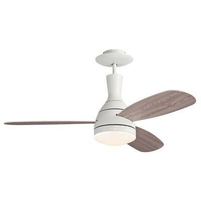 48? Cumulus 3-Blade Ceiling Fan