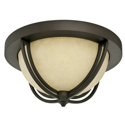 Malvern 2-Light Flush Mount