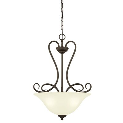 Dunmore 3-Light Mini Pendant