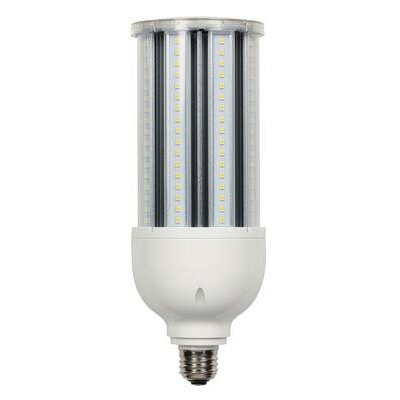 45W Medium Base T28 LED Light Bulb
