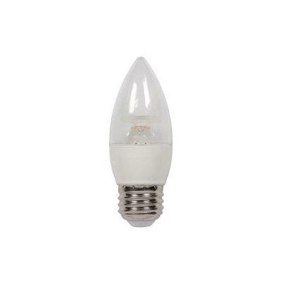 4.5W Medium Base B11 LED Light Bulb